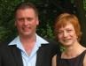 Bürgerkönigspaar Olaf Preussner und Silvia Sprenger