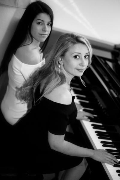Maryana Brodska und Alissa Kholodova
