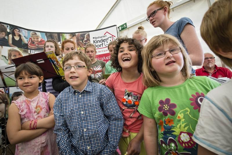 Deutscher Jugendhilfetag mit Bethanien Kinderdörfer