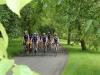 Staubwolke Refrath Jugendfahrt 2011