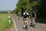 Staubwolke Refrath Tourenfahrt 2012