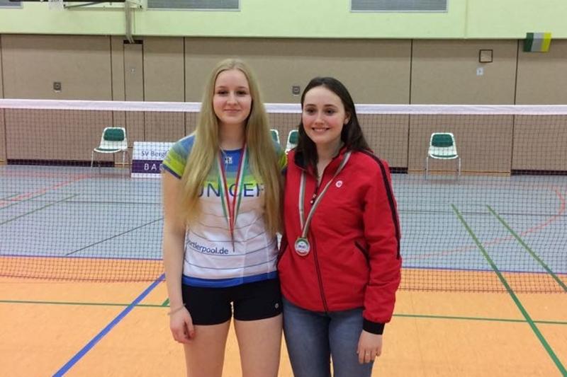Laura Berger und Runa Plützer
