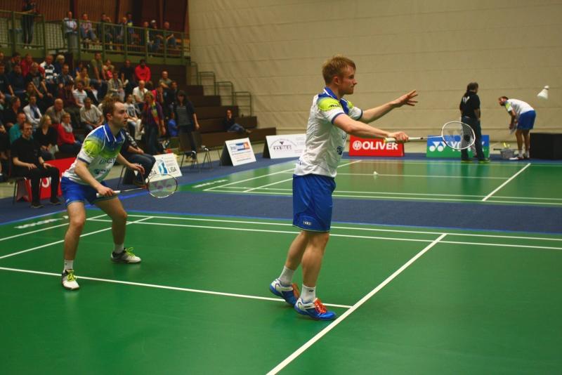Sam Magee und Fabian Holzer