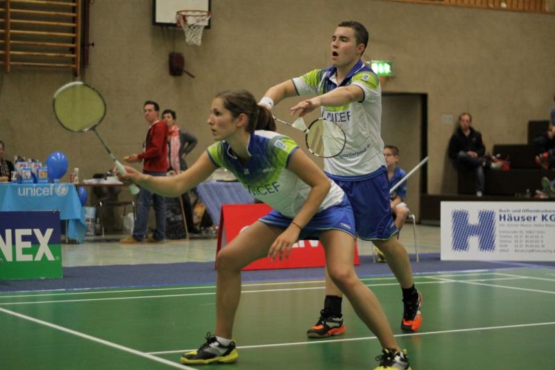 Carla Nelte und Max Schwenger