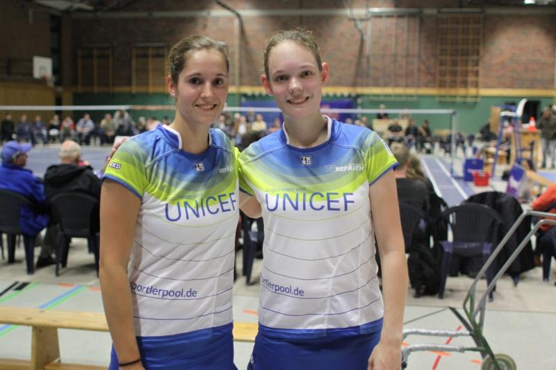 Carla Nelte und Mette Stahlberg