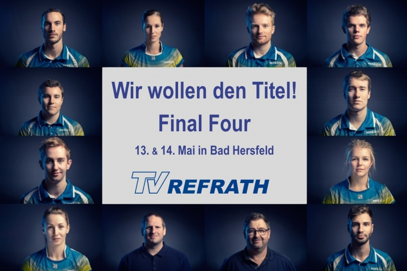 TV Refrath Final Four