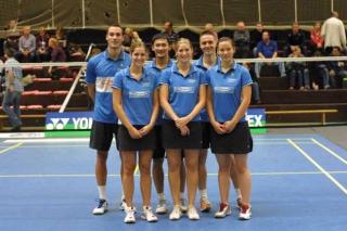 Badminton-Bundesligateam 2010