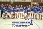 Badmintonschule des TV Refraths