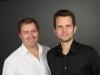 Heinz Kelzenberg und Danny Schwarz