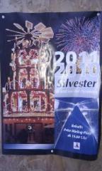 Sylvester Weihnachtspyramide 2010