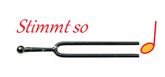 Logo Stimmt so